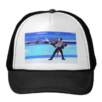Figure Skater Mesh Hats