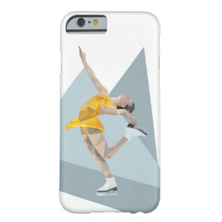 Figure Skater Layback Spin iPhone Case