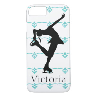 Figure Skater Personalized iPhone 7 case