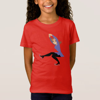 Figure Skating Girls T-Shirt