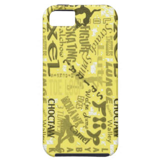 Figure Skating Iphone Cover