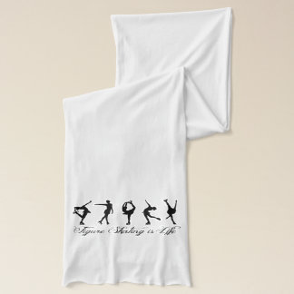 Figure Skating is Life Scarf_Personalize Scarf