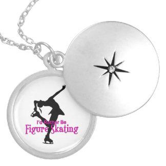 Figure Skating Necklace