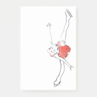 Figure skating Post-ii! Post-it Notes