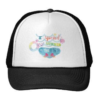 Figure Skating Summer Gifts Trucker Hat