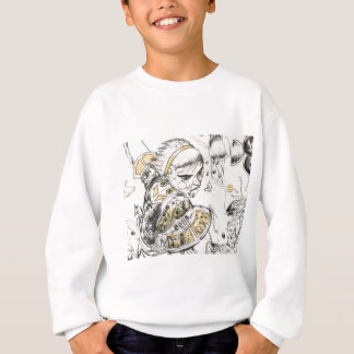 Figure Toy Sweatshirt