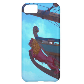 Figurehead of VOC batavia,  Lelystadt, Holland Case-Mate iPhone Case
