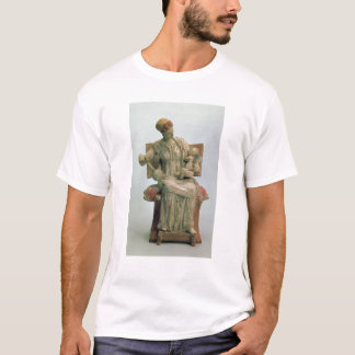 Figurine of Aphrodite playing with Eros T-Shirt