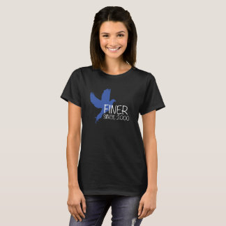 Fiiner since 2000 Zeta Phi Beta Shirt