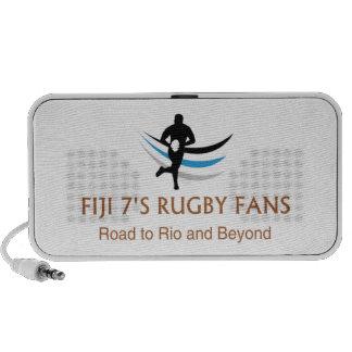 Fiji 7 s Fans - Custom Portable Speaker