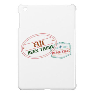 Fiji Been There Done That Cover For The iPad Mini