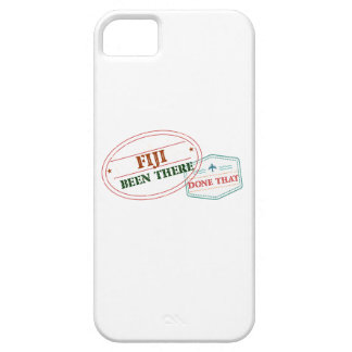 Fiji Been There Done That iPhone 5 Cover