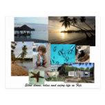 Fiji Collage from Malolo Leilei Island