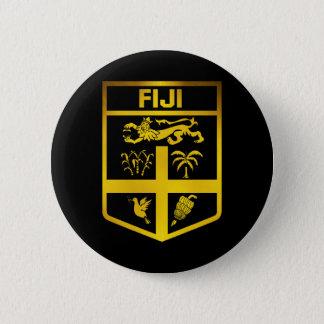 Fiji Emblem 2 Inch Round Button