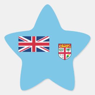 Fiji – Fijian National Flag Star Sticker