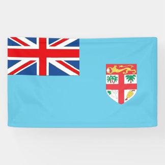 Fiji Flag Banner