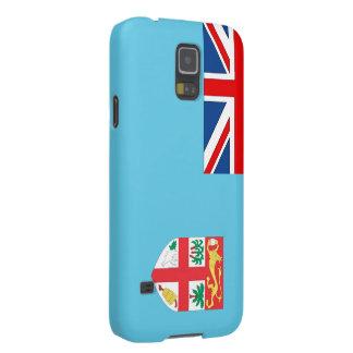 Fiji Flag Galaxy S5 Cover