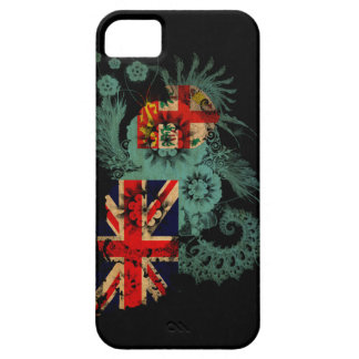 Fiji Flag Case For The iPhone 5