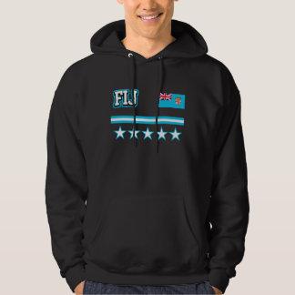 Fiji Flag Hoodie