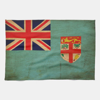 Fiji Flag Kitchen Towel
