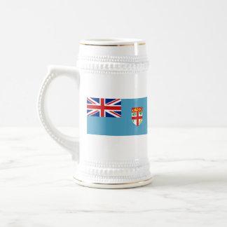 Fiji Flag ~ Map Mug