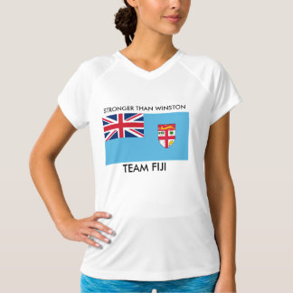 FIJI FLAG STRONGER THAN WINSTON T-Shirt