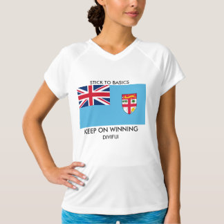 FIJI FLAG T T-Shirt