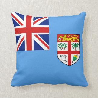 Fiji Flag x Flag Pillow