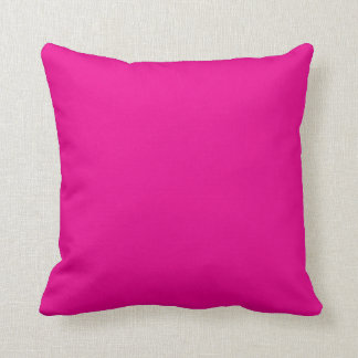 Fiji Fuchsia-Purple-Pink Magenta Tropical Romance Throw Pillow