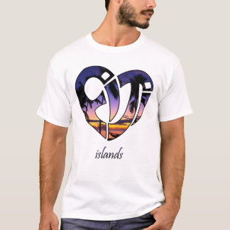 Fiji Island Sunset T-Shirt
