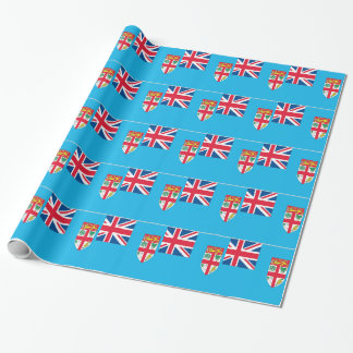 FIJI ISLANDS WRAPPING PAPER