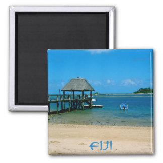 Fiji - Paradise Found on Malolo Island Magnet
