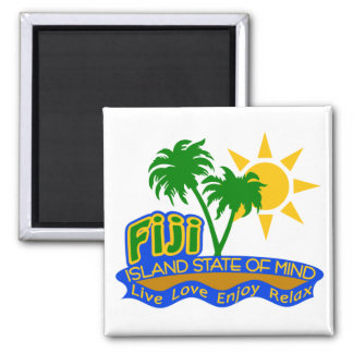 Fiji State of Mind magnet