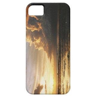 Fiji sunset 3 iPhone 5 cover