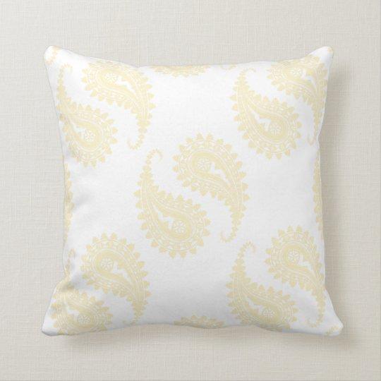 Fijian Masi in Paisley Pillow