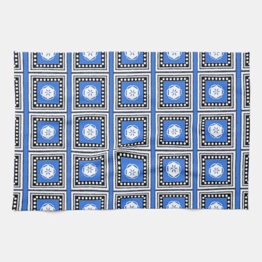 Fijian Print Kitchen Towels