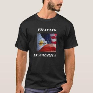 FILAM 3, IN AMERICA, FILIPINO T-Shirt