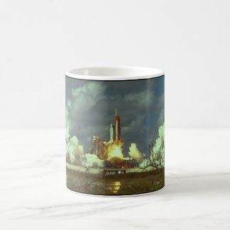 <<FileShuttle launch_Space Coffee Mug