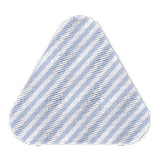 Filet bleu d'Alice dans le jardin anglais de pays Haut-parleur Bluetooth