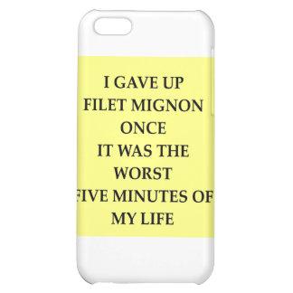 FILET jpg iPhone 5C Cases