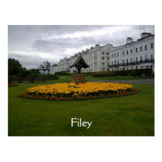 Filey Postcard