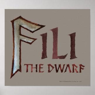 Fili Name Print