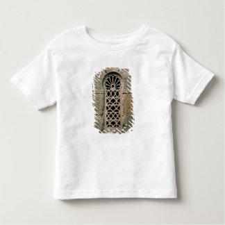 Filigrane de fenêtre, de basilique San Juan T-shirt