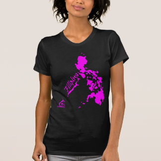 Filipina Philippine Islands Pink T-Shirt
