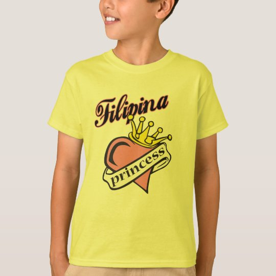 Filipina Princess T-Shirt