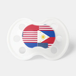 FILIPINO-AMERICAN PACIFIER