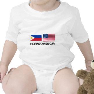 Filipino American Baby Creeper
