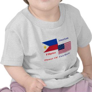 Filipino-American Tee Shirt