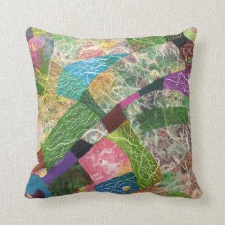 Filipino Artist Canvas Pillow Print