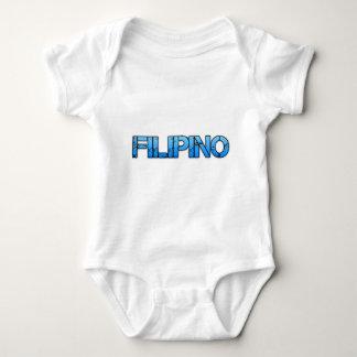 FILIPINO BABY BODYSUIT